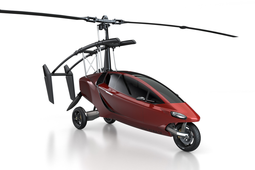 flying car pal v one personal air and land vehicle. Black Bedroom Furniture Sets. Home Design Ideas